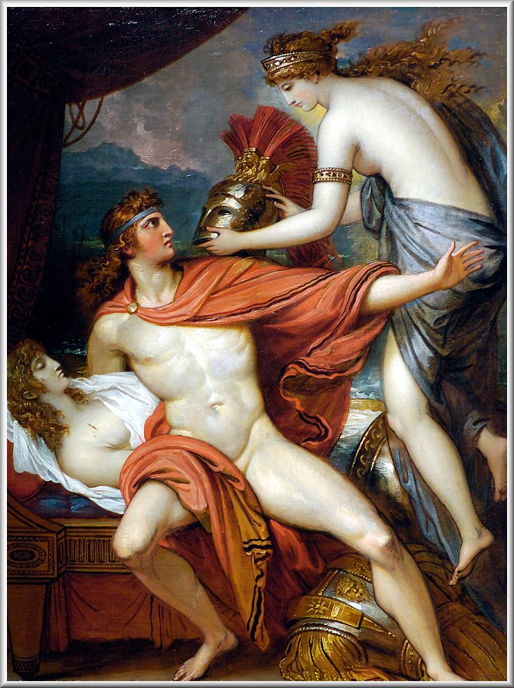 Mythman's Achilles Page Six