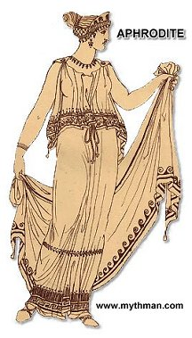 Magic girdle aphrodite