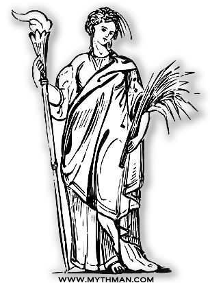 Mythman s Demeter