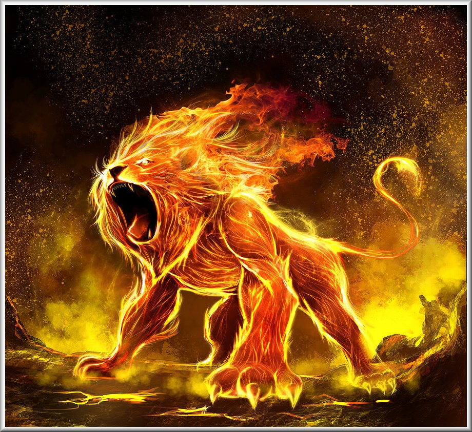 http://mythman.com/leoOnFireL.jpg Leo Animal Sign