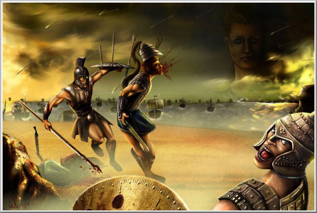free online personals in achilles Hack and slash your way through 15 stages of greek warriors.